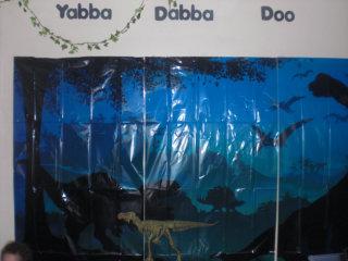 yabba dabba doo theme