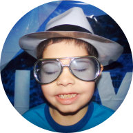 students walking to the bus