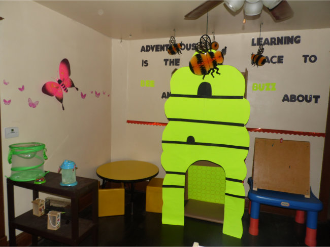crafts of beehive theme